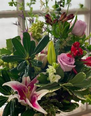 Deluxe Bouquet in Paper