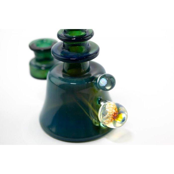 ID Glass Spirulina Banger Hanger
