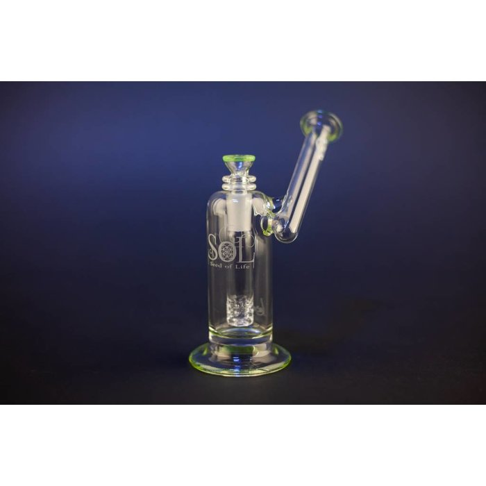 Seed Of Life Sidecar w/ Lace Perc Slyme