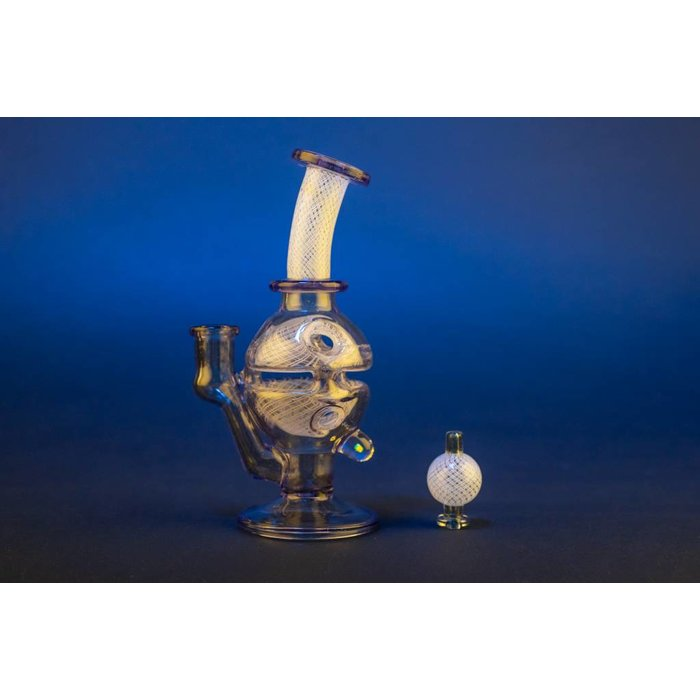 Daveman Glass Potion Fab Egg W/Cap