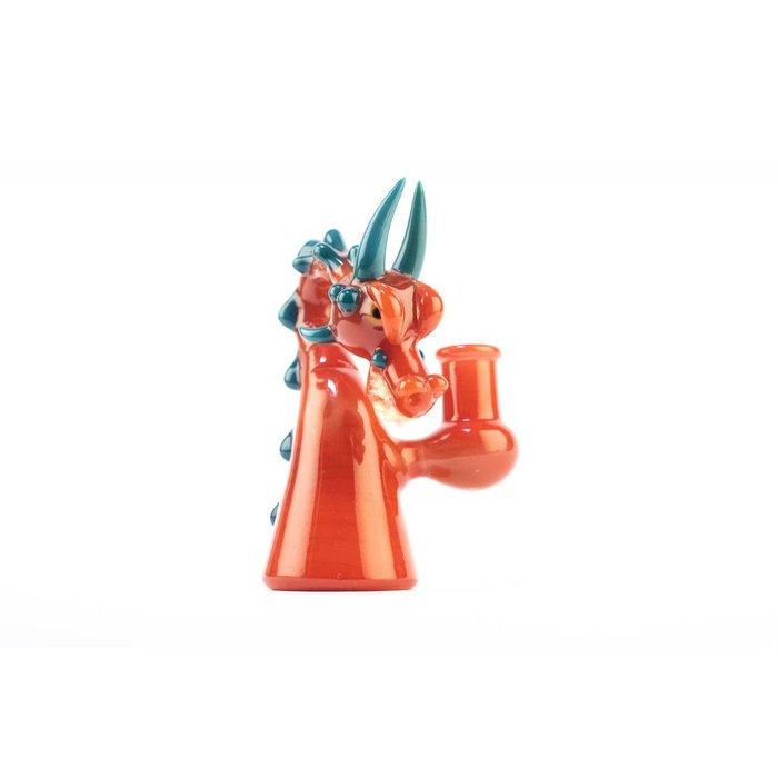 Ad Nauseam Sculpted Dragon Tube