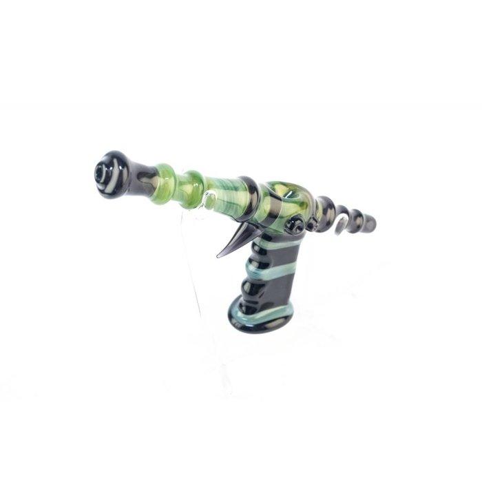 Darby Ray Gun Green/Black Dry