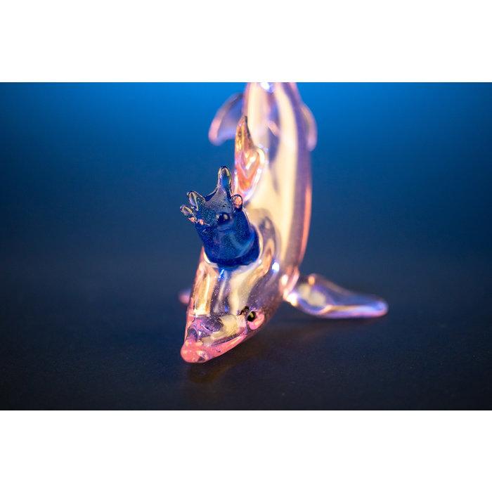 Chadd Lacy Dolphin Rozay/Blowhole Blue