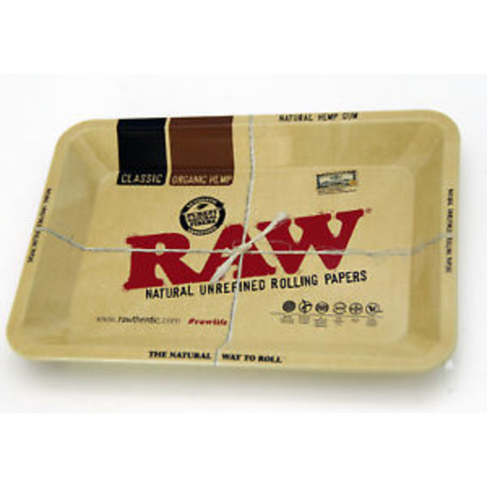 Raw Mini Rolling Tray 5x7 inch