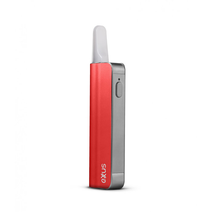 Exxus Snap Cartridge Vaporizer Red