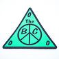 "BC Mood Mat 10"" Triangle Green"
