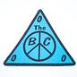 "BC Mood Mat 10"" Triangle Blue"