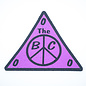 "10"" Triangle Purple"