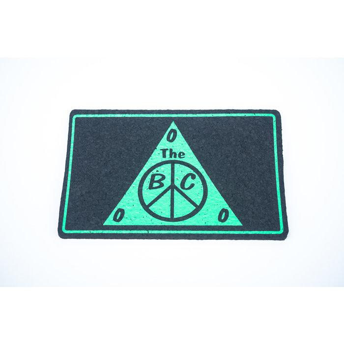 "BC Moodmat 7""x11"" Rectangle Green"
