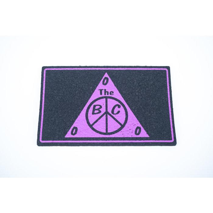 "BC Moodmat 7""x11"" Rectangle Purple"