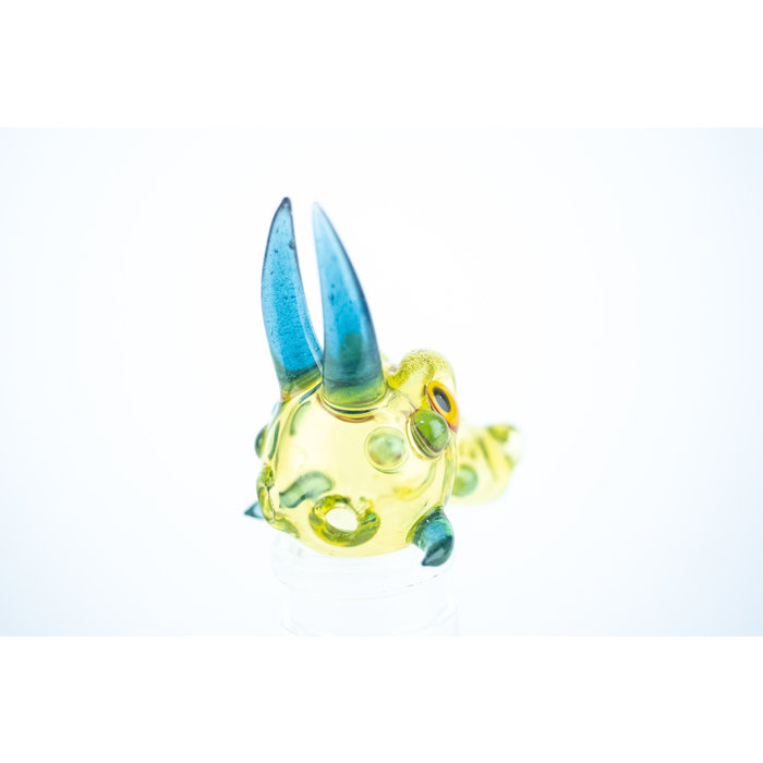 Ad Nauseam UV Dragon Pendant #2