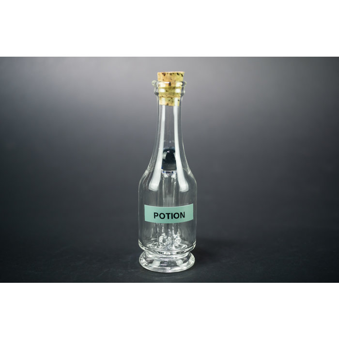 James Ames Bottle Peak Glass Potion