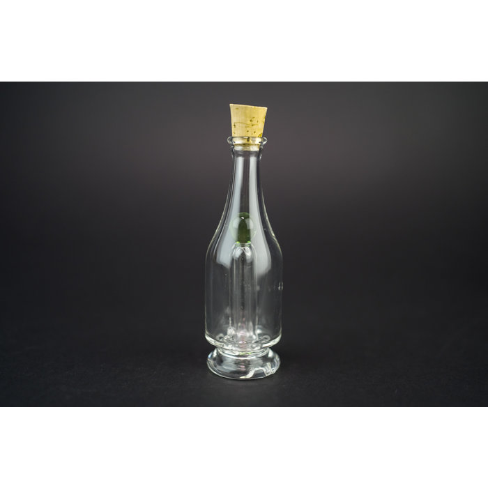 James Ames Bottle Peak Glass Haterade