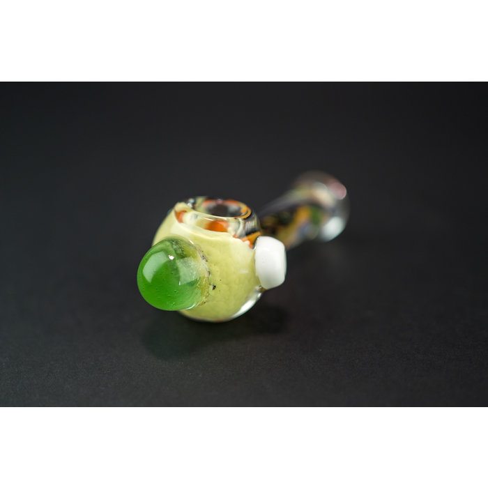 Small Spoon w/ Opal #323
