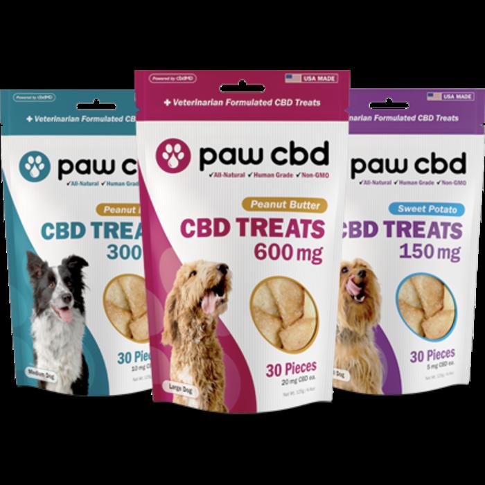 CbdMD CBD Dog Treats 600mg