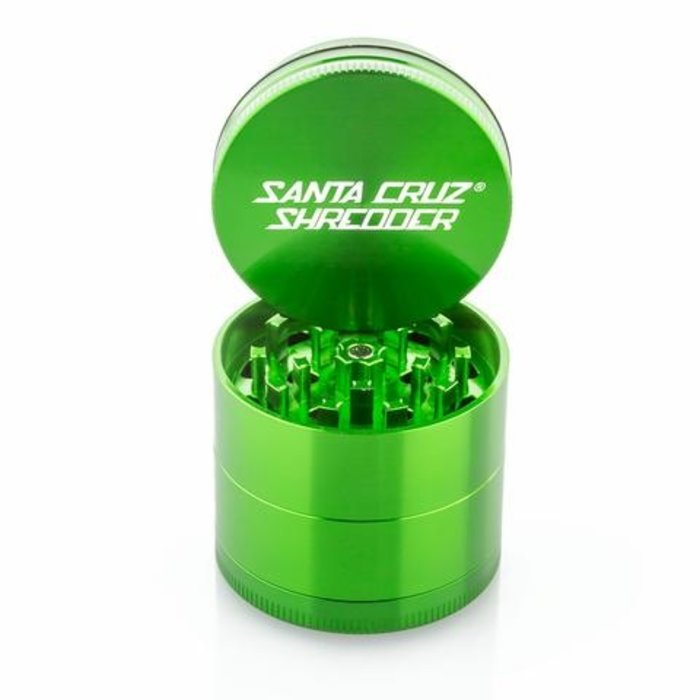 Santa Cruz Shredder Small 4-Piece Grinder