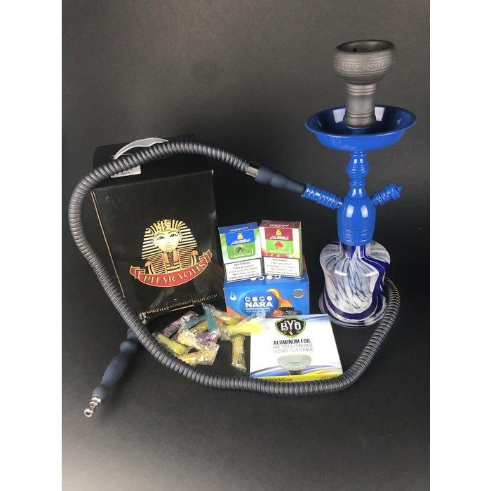 Blue Hookah Bundle