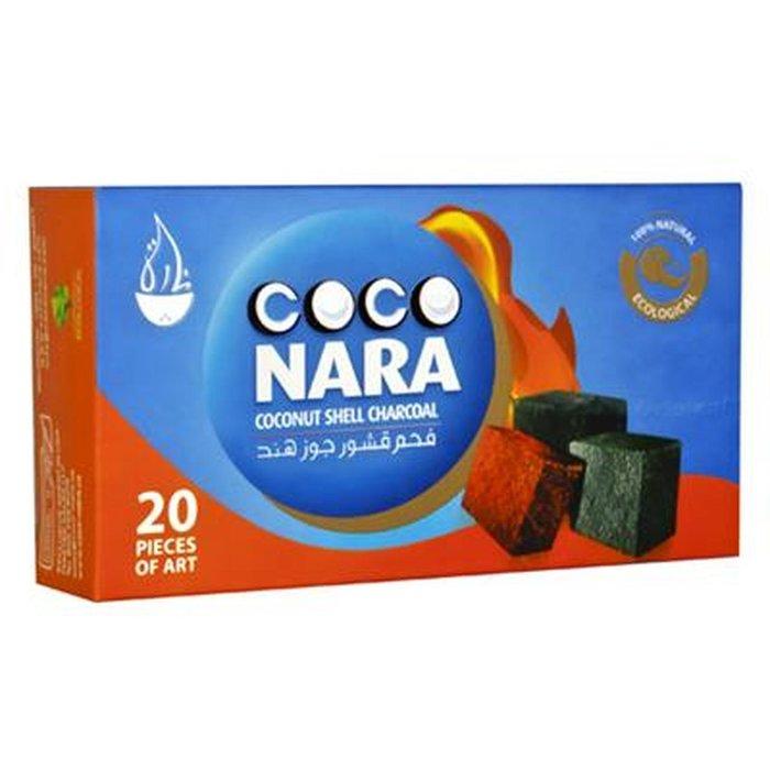 Coco Nara 20 Count Charcoal