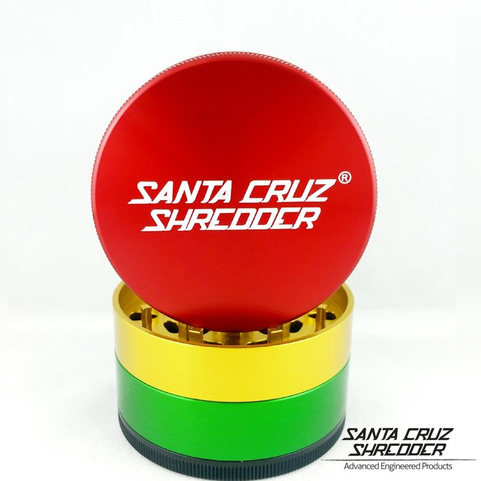 Santa Cruz Shredder Large 4-Piece Grinder