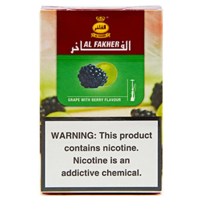 Al Fakher Grape Berry 50g