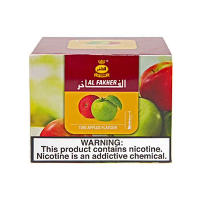 Al Fakher Two Apples 250g