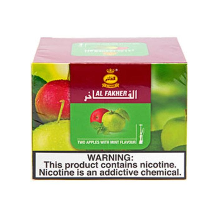 Al Fakher Two Apples Mint 250g