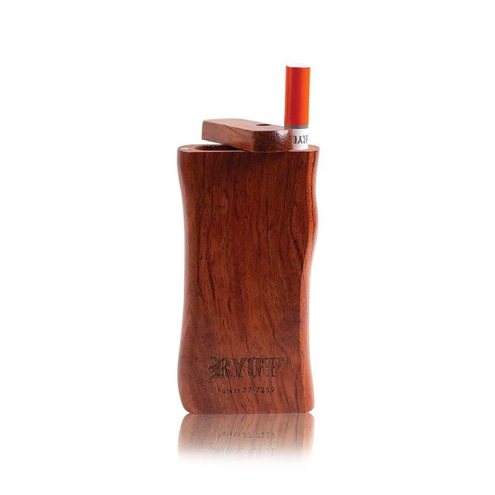 Ryot Tall Wooden Magnetic Poker Box Rosewood