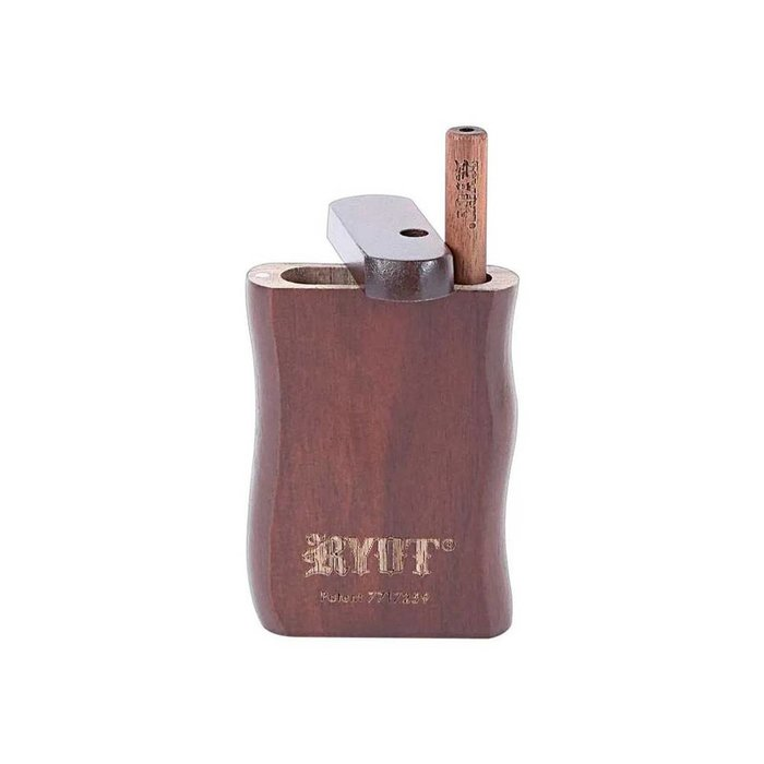 Ryot Short Wooden Magnetic Poker Box Walnut