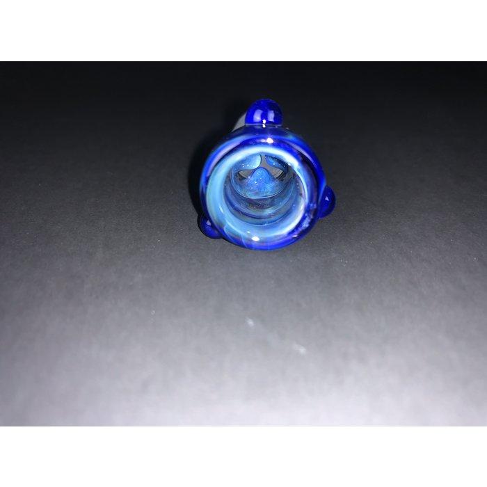 Ice Pinch Slide 14mm Striking Blue