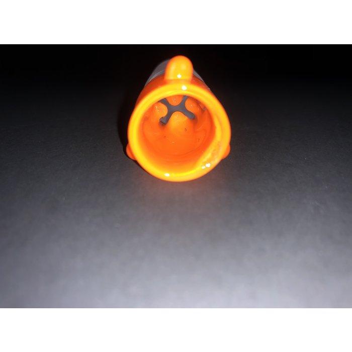 Ice Pinch Slide 18mm Orange