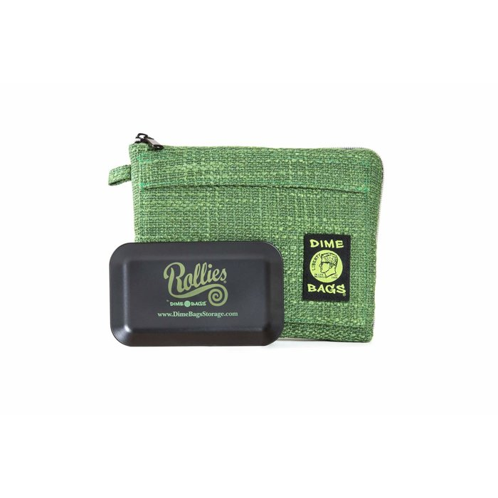 """Dime Bags 10"""" Rollies Pouch"""