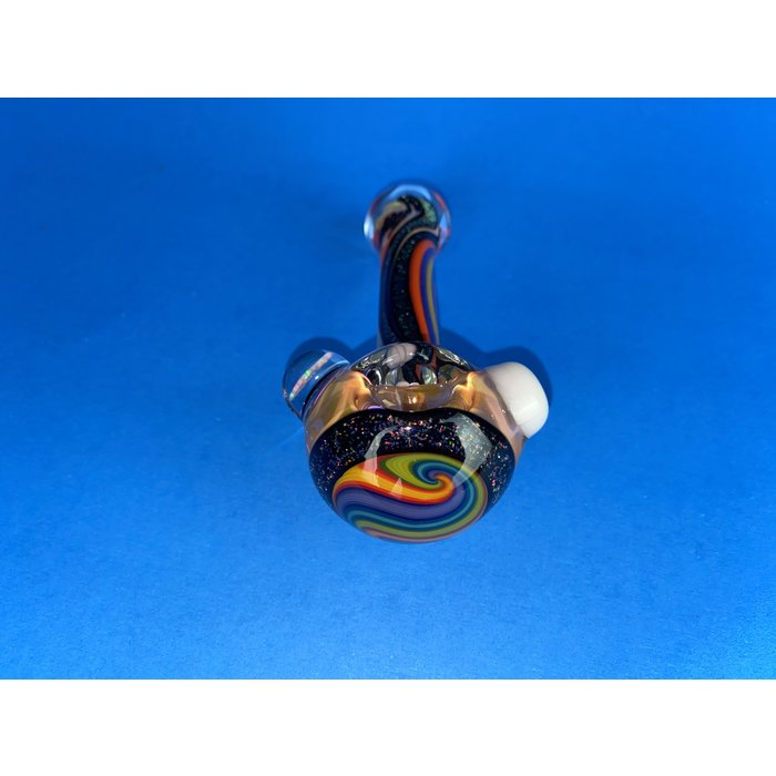 Jeremy Large Spoon w/ Large Opal #519