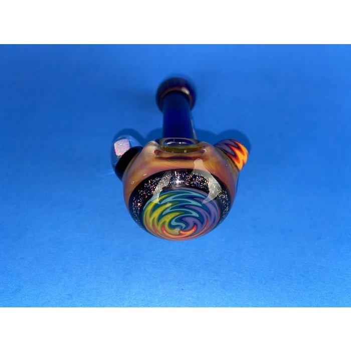 Jeremy Large Spoon w/ Large Opal #520