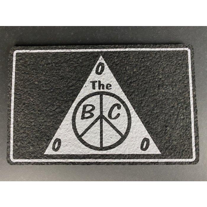 "BC Moodmat 7""x11"" Rectangle Gray"