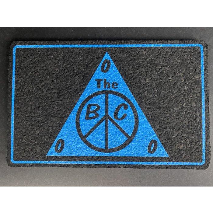 "BC Moodmat 7""x11"" Rectangle Blue"