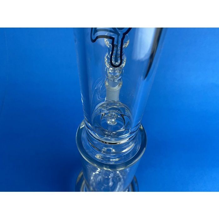 """65mm Double Showerhead Tube 16"""" WP (BRB2WP)"""