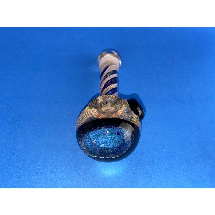 Dichro Head Spoon w/ Solid Dichro #13