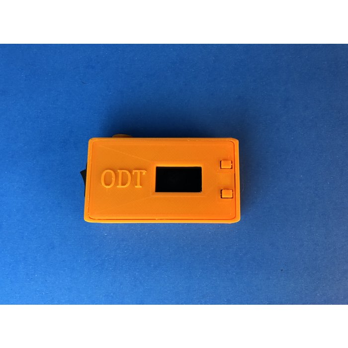 ODT PocketTemper Orange