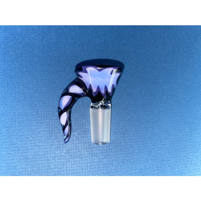 Koji Glass 14mm Horned Ice Pinch Martini Slides #1