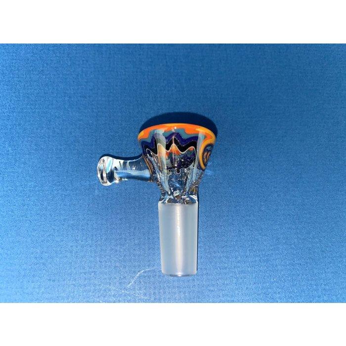 Koji Glass 14mm Ice Pinch Martini Slide #5