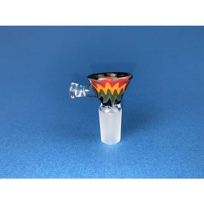 Koji Glass 18mm Ice Pinch Martini Slide #22