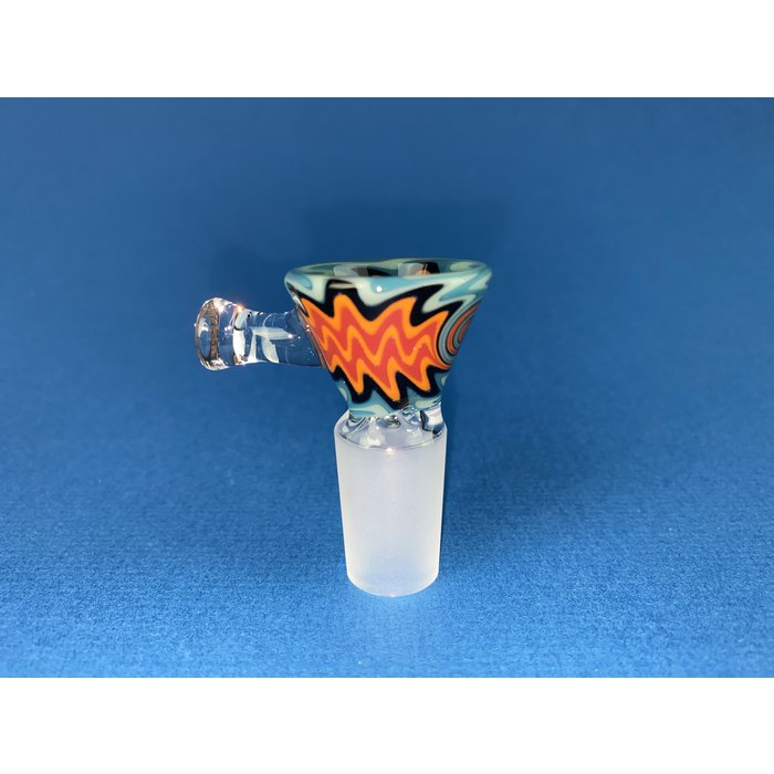 Koji Glass 18mm Ice Pinch Martini Slide #18