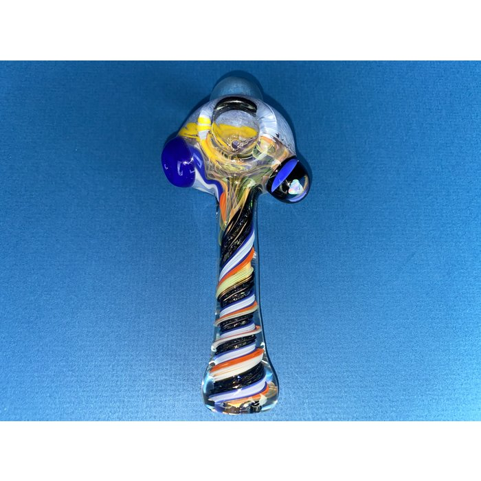 Jeremy Large Spoon w/ Opal #637