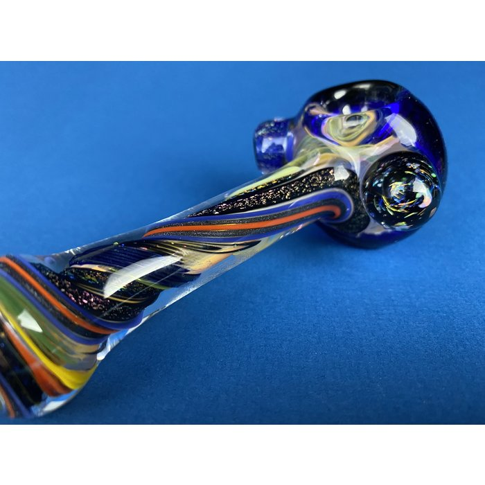 Large Spoon w/ Crushed Opal #642