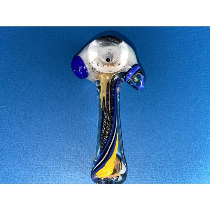 Large Spoon w/ Opal #639