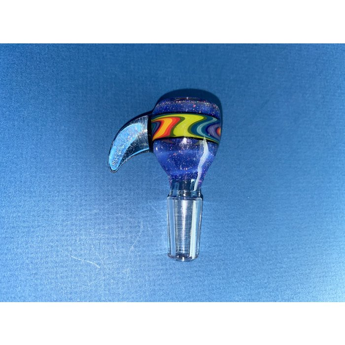 Jeremy 14mm Bowl w/ Opal #629