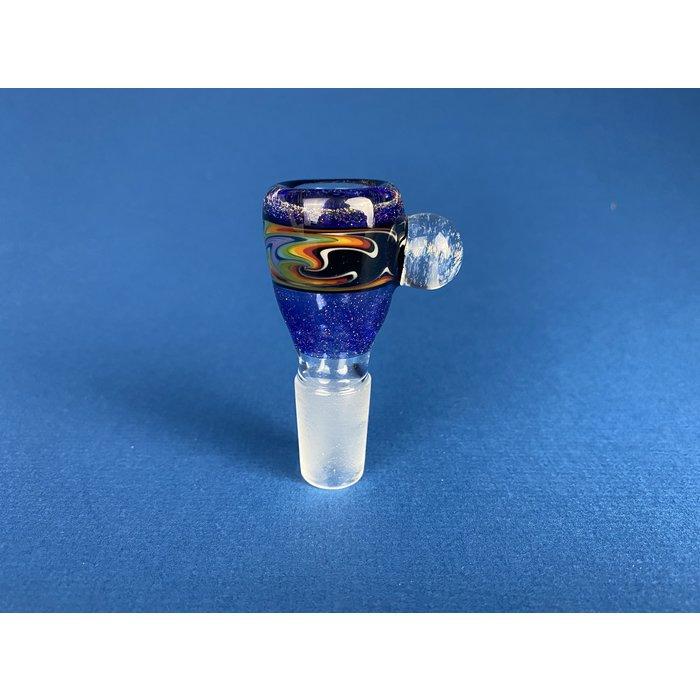 Jeremy 18mm 3-Hole Bowl w/ Opal #633