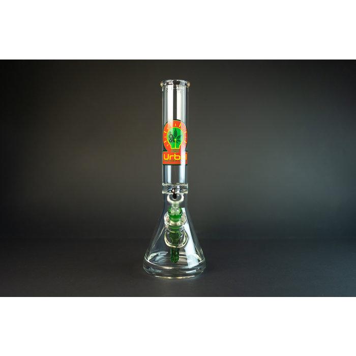 Beaker 45x5 Clear
