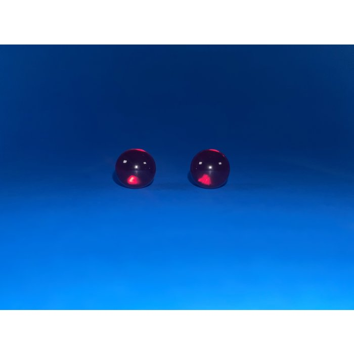 12mm Ruby Terp Pearls 2Pack