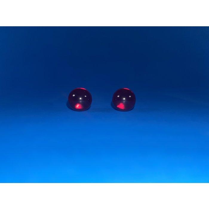 Ruby Pearl Co. 12mm Ruby Terp Pearls 2Pack